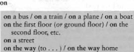 9h preposiciones de lugar