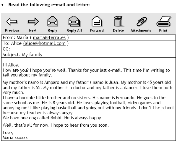 Como Redactar Emails Y Cartas Informales En Ingles