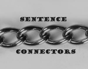 Sentence-Connectors