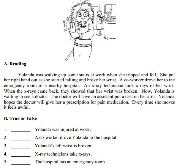 lecturas para aprender ingles gratis