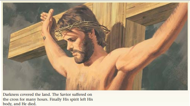 lectura jesus en ingles
